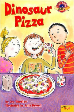Dinosaur Pizza  by  Lee Wardlaw