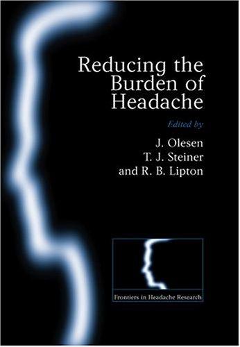 Reducing The Burden Of Headache Jes Olesen