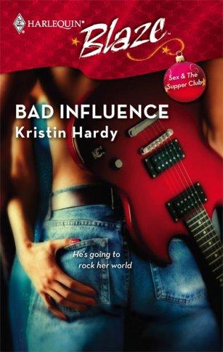 My Sexiest Mistake (Harlequin Blaze #44) Kristin Hardy