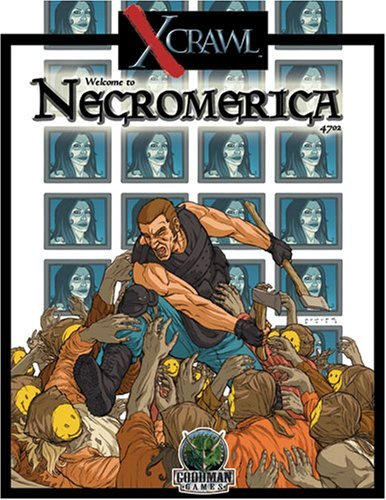 Welcome to Necromerica 4702  by  Brendan J. Lasalle