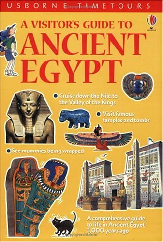 A Visitors Guide To Ancient Egypt Lesley Sims