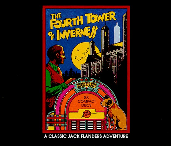 The Fourth Tower of Inverness  by  Thomas Lopez