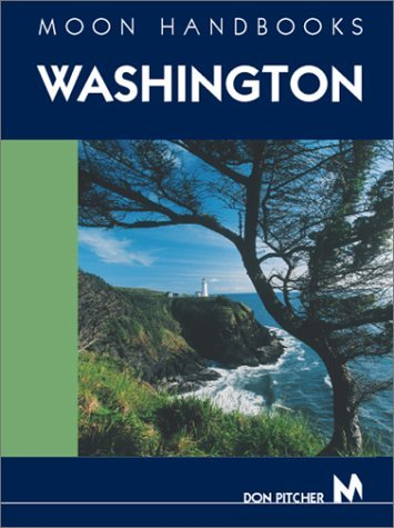 Moon Handbooks Washington  by  Don Pitcher