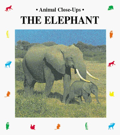 The Elephant, Peaceful Giant  by  Christine Denis-Huot