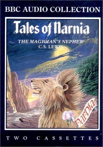 Magicians Nephew C.S. Lewis