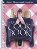 New Cook Book, Special Edition Pink Plaid: For Breast Cancer Awareness  by  Better Homes and Gardens