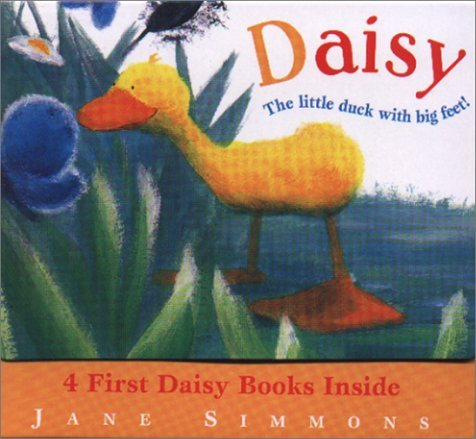 Daisy: The Little Duck with the Big Feet! - Box Set of 4  by  Jane Simmons
