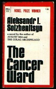 The Cancer Ward  by  Aleksandr Solzhenitsyn