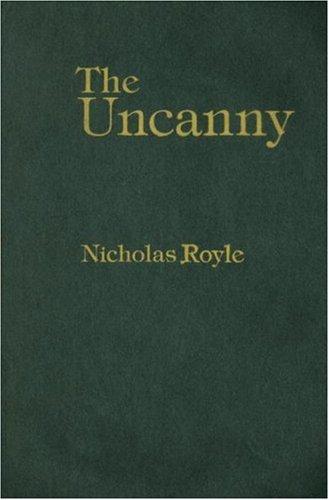 The Uncanny  by  Nicholas Royle