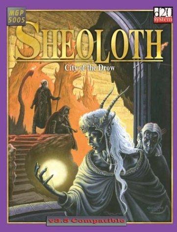 Sheoloth: City Of The Drow  by  Sam Witt