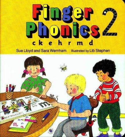 Finger Phonics  by  Lib Stephen
