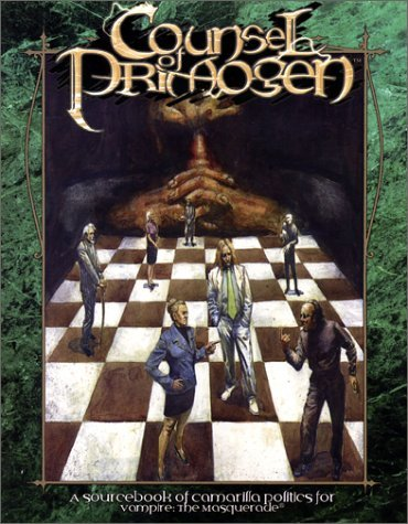 Counsel of Primogen  by  Kraig Blackwelder