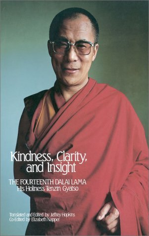 Kindness, Clarity, and Insight  by  Dalai Lama XIV