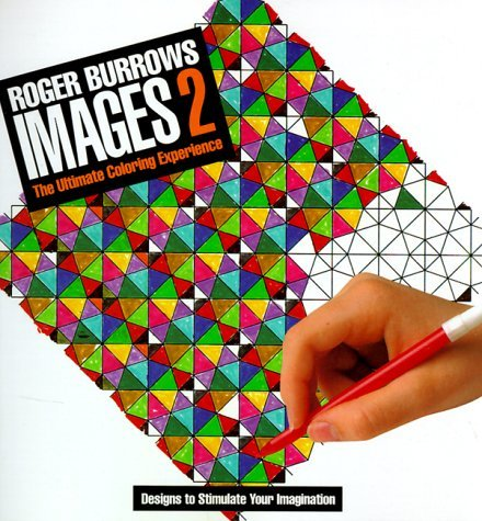 NOT A BOOK Roger Burrows Image 2: The Ultimate Coloring Experience  by  NOT A BOOK