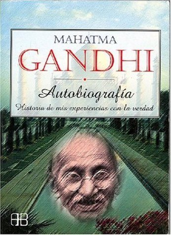 Autobiografia  by  Mahatma Gandhi