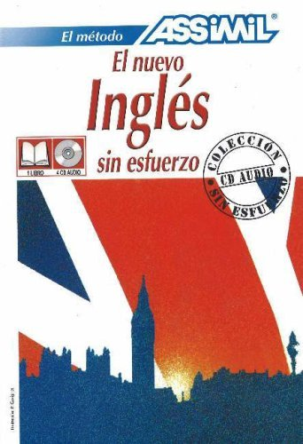 El Nuevo Ingles Sin Esfuerzo [With CD (Audio)]  by  Assimil