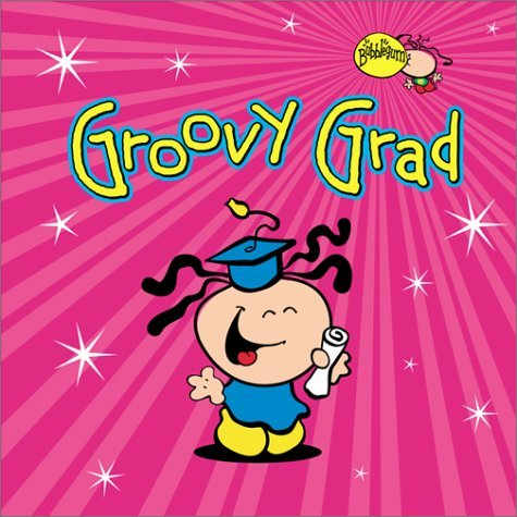Groovy Grad [With Greeting Card]  by  American Greetings
