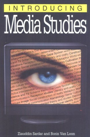 Media Studies  by  Ziauddin Sardar
