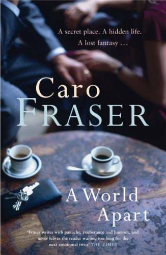 World Apart  by  Caro Fraser
