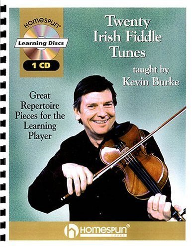 Twenty Irish Fiddle Tunes  by  Joe