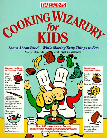 Cooking Wizardry For Kids  by  Margaret Kenda