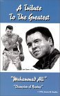 A Tribute To The Greatest Muhammad Ali  by  Patricia M. Simpkins