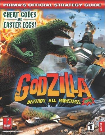 Godzilla: Destroy All Monsters Melee Prima Publishing