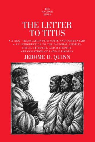 The Letter to Titus Jerome D. Quinn