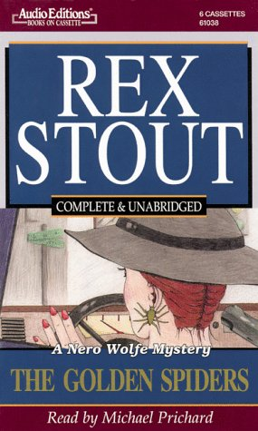 The Golden Spiders Rex Stout
