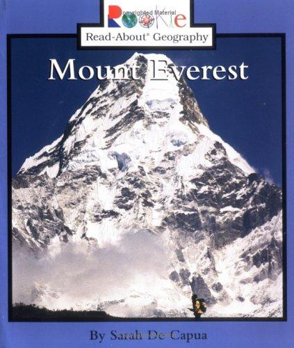 Mount Everest Sarah De Capua