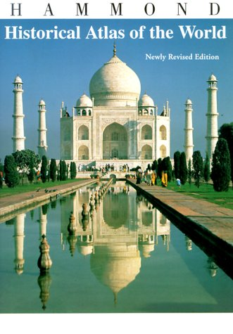 Timeless Earth: 400 of the Worlds Most Important Places Hammond World Atlas Corporation