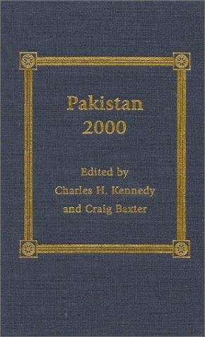 Pakistan 2000 Charles H. Kennedy