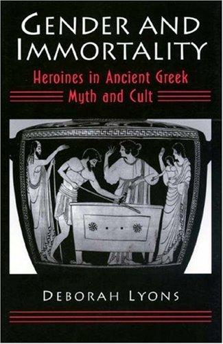 Dangerous Gifts: Gender and Exchange in Ancient Greece  by  Deborah J. Lyons