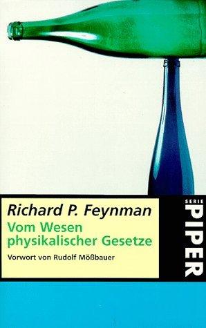 Vom Wesen physikalischer Gesetze  by  Richard Feynman