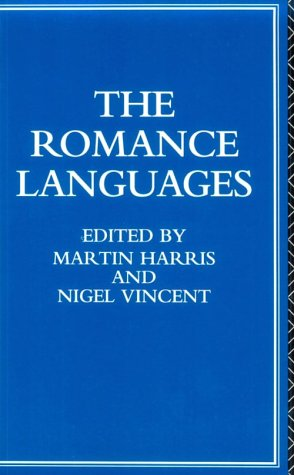 The Romance Languages  by  Martin  Harris