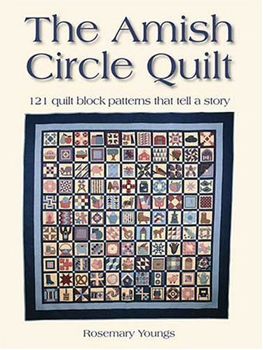 Amish Circle Quilt  by  Rosemary Youngs