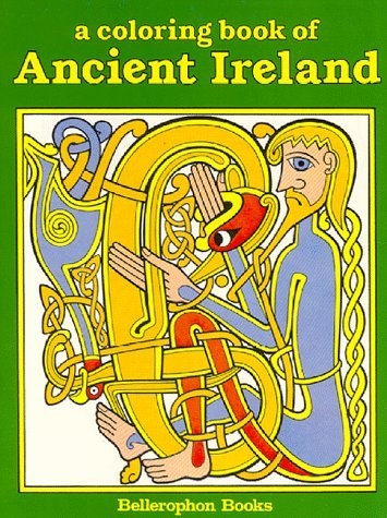 Ancient Ireland-Coloring Book Wendy Stein