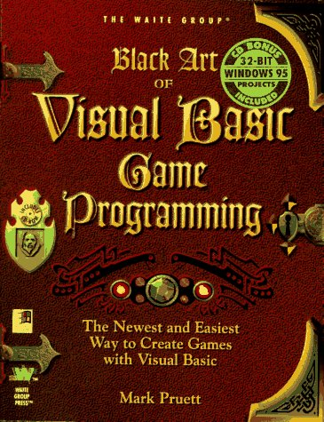 Black Art Of Visual Basic Game Programming Mark Pruett