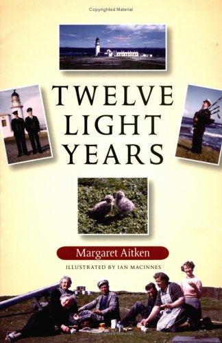 Twelve light years  by  Margaret Aitken