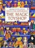 The Magic Toyshop  by  Phil Roxbee Cox