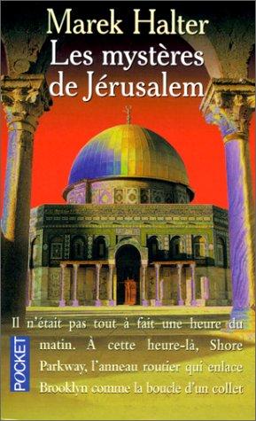 Les Mystères De Jérusalem  by  Marek Halter