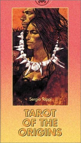 Tarot of the Origins [With 80 Page Instruction Booklet]  by  Sergio Toppi