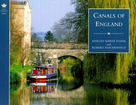 Canals Of England  by  Martin Marix Evans