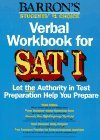 Verbal Workbook For Sat I Mitchel Weiner