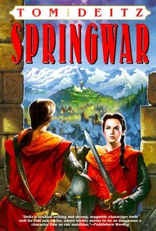 Springwar (A Tale of Eron, #2)  by  Tom Deitz