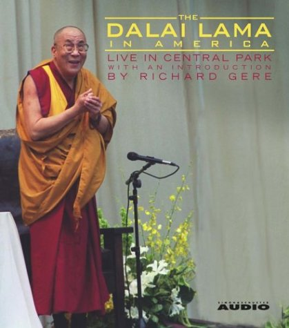 The Dalai Lama In America:  Central Park Lecture  by  Dalai Lama XIV