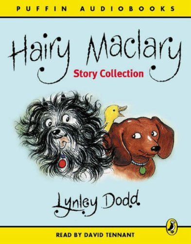 Hairy Maclary Story Collection (Puffin Audiobooks) Lynley Dodd