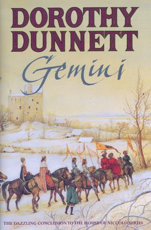 Gemini (The House of Niccolo, #8) Dorothy Dunnett