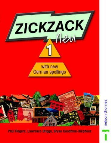 Zickzack Neu  by  Paul Rogers