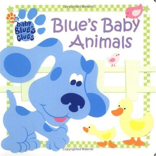 Blues Baby Animals Jenny Miglis